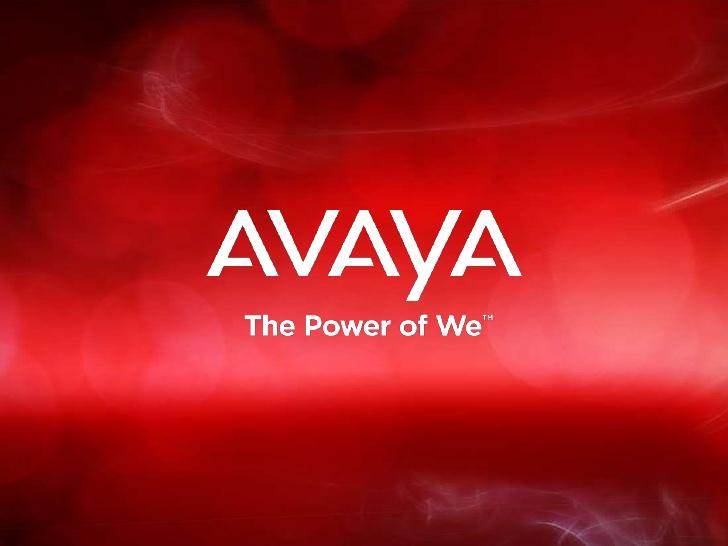 AVAYA Partner ACS-Programming
